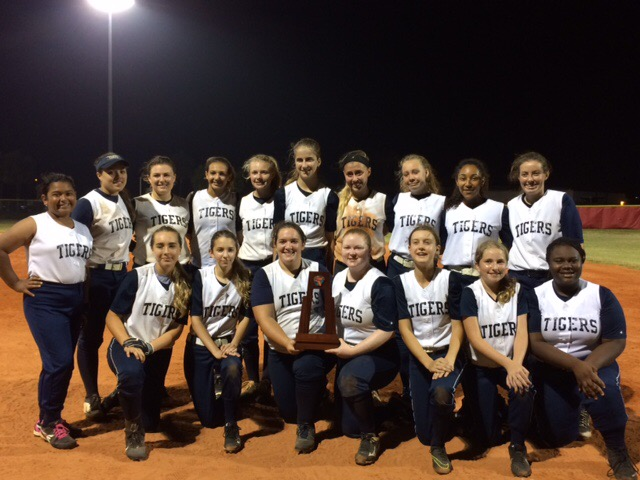 Last year's softball team finished as runners up in the district playoffs.