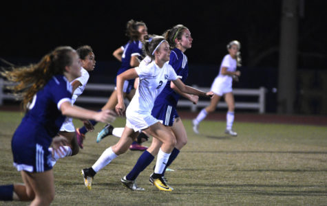 Girls Soccer Scores Big