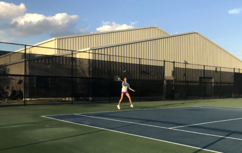 Tennis Teams Prepare for Season
