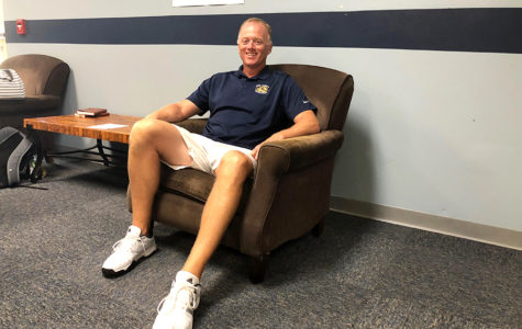 Coach Clark Takes on New Position