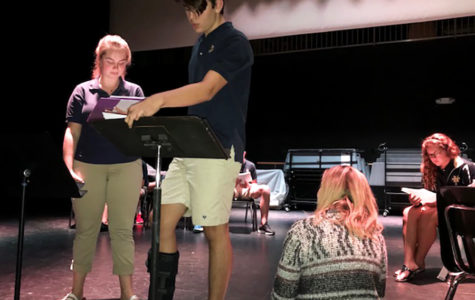 Advanced Acting Works Ahead on One Acts