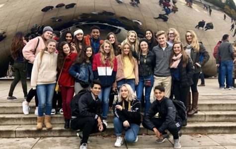 Journalism Students take on Chicago