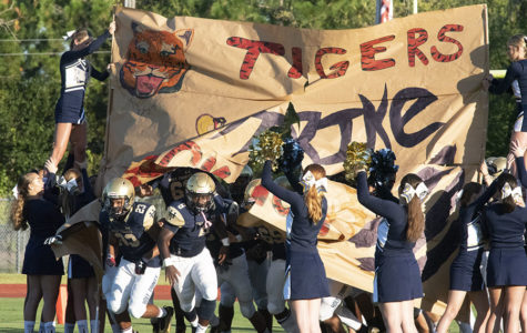 Tigers headed to football playoffs