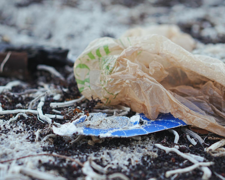 Plastic threatens oceans and sea life.