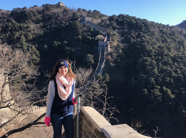 Online Editor Charlotte Varnes visited Shanghai, Beijing, and China over Christmas break.