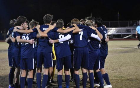 Soccer Season Comes to an End