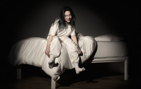Billie Eilish's debut album, When We All Fall Asleep Where Do We Go?