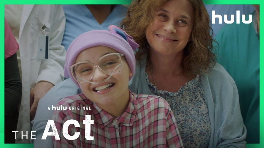 Hulu's The Act is binge-worthy