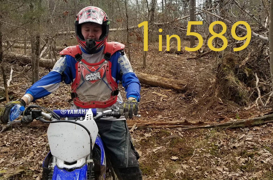 Freshman Jaden McCabe travels to hills out of state to pursue his passion for dirt bike riding.