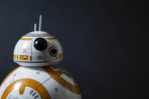 The Star Wars character, BB-8, has rolled into the hearts of fans all around the world.