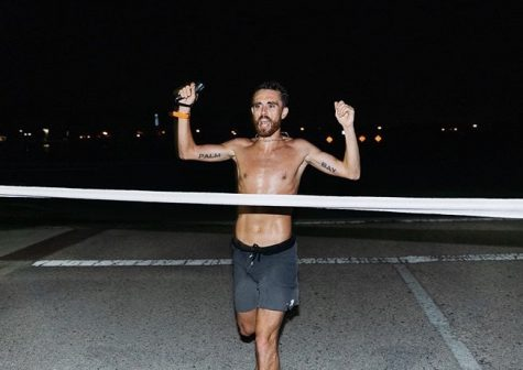 HT Alum David Kilgore Runs 100 Miles, Gives Back to New York City