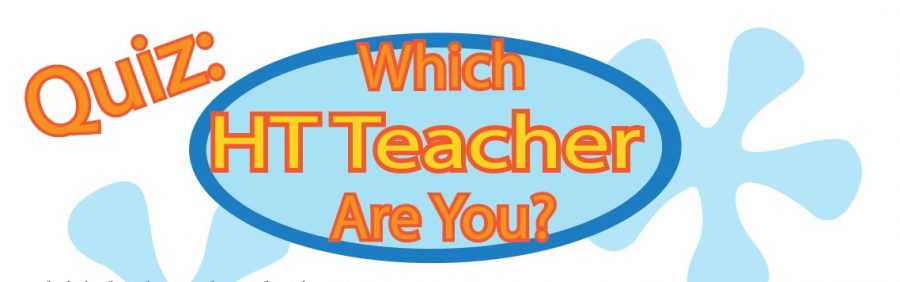 Which HT Teacher Are You? Quiz Answers