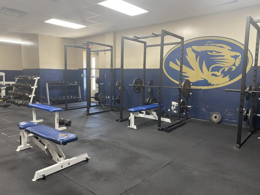 Old weight room to get makeover