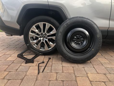 Students in the life hack club will learn life hacks like how to change a tire